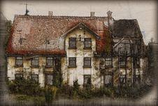Free House, Building, Wall, Window Stock Photos - 100397303