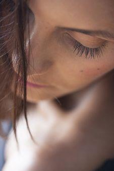 Free Eyebrow, Face, Eyelash, Skin Royalty Free Stock Photography - 100399117