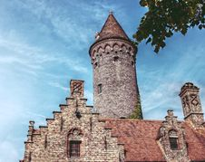 Free Historic Site, Medieval Architecture, Landmark, Sky Royalty Free Stock Image - 100399256