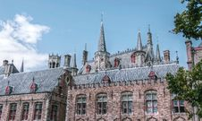 Free Landmark, Medieval Architecture, Château, Building Royalty Free Stock Photo - 100399375