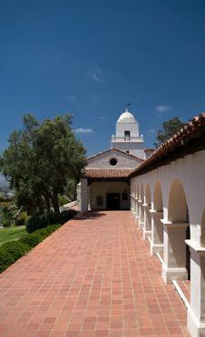 Free California Mission Stock Photo - 10041280