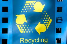 Free Recycling Bin Stock Photos - 10041623