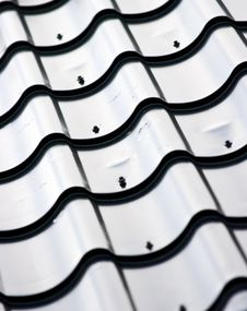 Free Roof Detail Royalty Free Stock Photos - 10042438