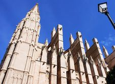 Free Majorca Cathedral Stock Photo - 10045910