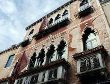 Free Venice Exterior Stock Image - 10046051