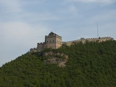Free The Great Wall Stock Photography - 10046432