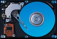 Free Harddisk Drive Stock Photo - 10046590