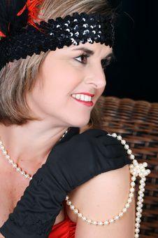 Free Beautiful Female Royalty Free Stock Image - 10047636