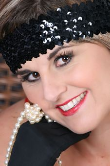 Free Beautiful Female Royalty Free Stock Images - 10047669