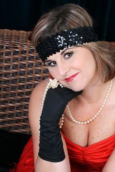 Free Beautiful Female Stock Image - 10047701