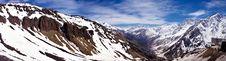 Free Mountains Panorama Stock Image - 10048621