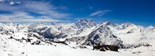 Free Mountains Panorama Stock Photography - 10048662