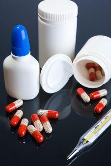 Free Medicines Stock Photo - 10049580