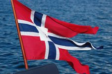 Free Norway Flag Stock Photos - 100474503