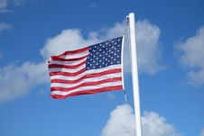 Free American Flag America Royalty Free Stock Image - 100474536