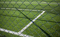 Free SOCCER BALLS IN GOAL Royalty Free Stock Images - 10055529