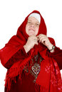 Free Muslim Woman Is Dressing Up Stock Image - 10055981