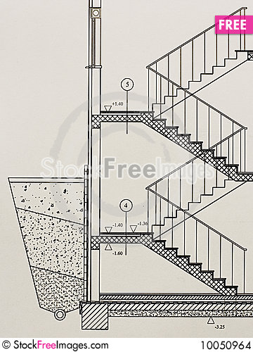 Free Blueprint Detail Stock Images - 10050964