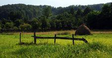 Free Hay Piles Stock Image - 10051261
