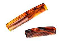 Hairbrushes Stock Photos