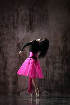 Free The Dancer Stock Photos - 10051673
