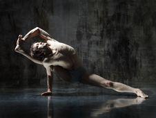 Free Yogic Exercise Royalty Free Stock Photo - 10051695