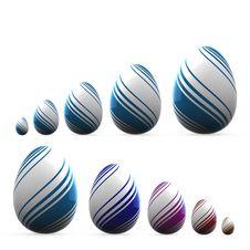 Free Easter Eggs Stock Photo - 10052720