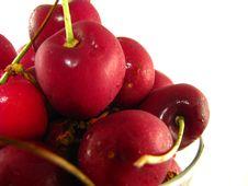 Bing Cherries Stock Images