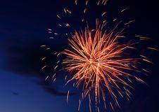 Free Fireworks Burst Stock Photo - 10053560