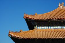 Free Dachen Palace Of Confucius Temple Royalty Free Stock Photography - 10053787