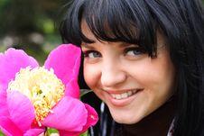Free Beautiful Girl Stock Image - 10054101