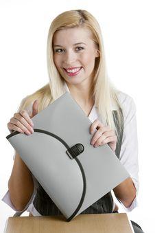 Free Portrait Of Businesswoman Stock Photos - 10054343