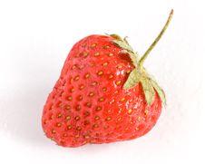 Free Fresh Strawberry Royalty Free Stock Photos - 10055018