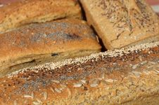 Free Homemade Bread Stock Image - 10055071