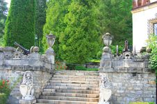 Free Castle Royalty Free Stock Photo - 10055575