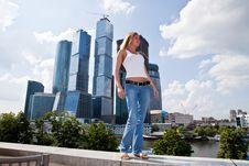Free Skyscrapers Stock Image - 10056061