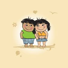 Free Love. Royalty Free Stock Image - 10056176