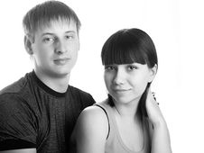 Free Young Couple In Love Stock Photo - 10056450