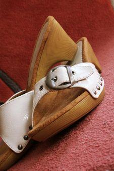 Free Girls Shoes Stock Image - 10058351
