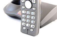 Free Dect Phone Royalty Free Stock Image - 10058736
