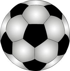 Free Soccer Ball Stock Photos - 10058863