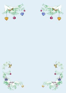 Free New Year Pattern Stock Photos - 10059853