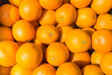 Free Fresh Oranges Stock Image - 100551921