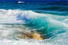 Free Sea, Wave, Wind Wave, Ocean Stock Photos - 100580973