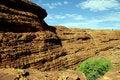 Free Erosion In Australian Desert Royalty Free Stock Photo - 10062265