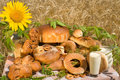 Free Has Ripened A Bread Crop. Stock Photo - 10065710
