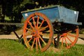 Free Old Horse Cart Stock Image - 10066421