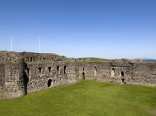 Free Beaumaris Castle Stock Photo - 10060250