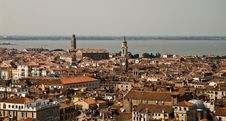 Free Venice From Above, Italy Royalty Free Stock Image - 10060836