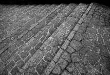 Free Stone Stairs Royalty Free Stock Image - 10060986